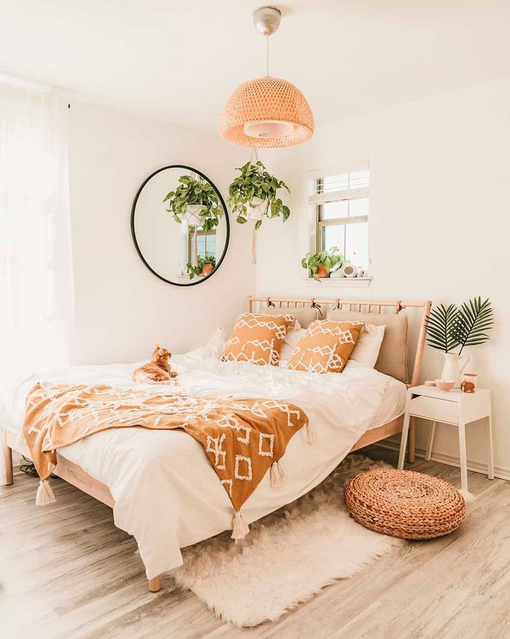 Our Favorite Boho Bedrooms (and How to Achieve the Look) – Green Wedding Shoes