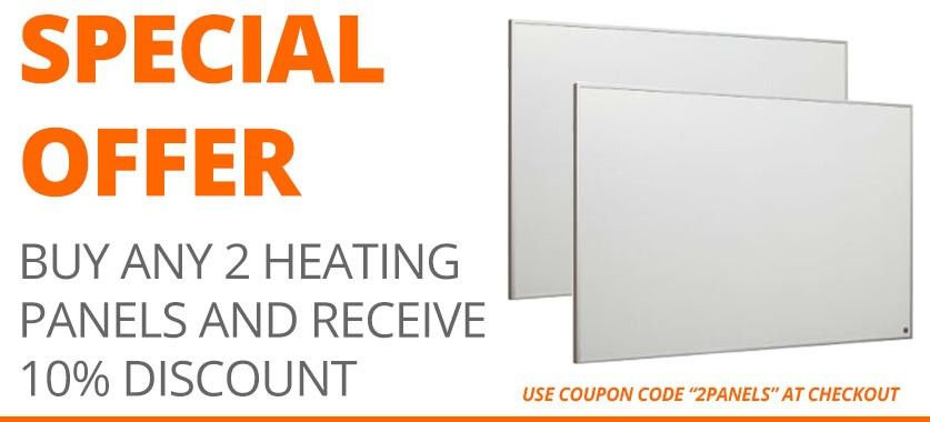 IHeat Systems Is A Reputed Distributor Of Infrared Panel Heaters In Ireland  Provides Best Infrared Heating