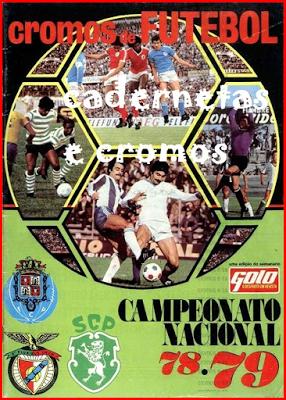 Cromos de futebol (1978 - 79)