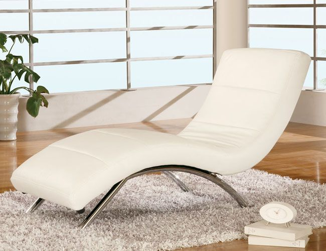 egg chair in red black red or white leather recliners lounge chairs this beautiful chaise is. Black Bedroom Furniture Sets. Home Design Ideas
