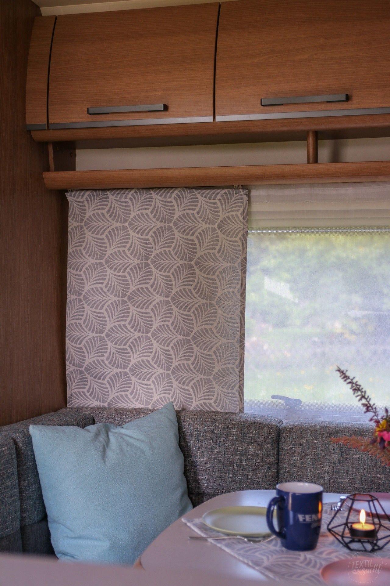 Photo of Nähen für Camper – neue Vorhänge im Wohnwagen