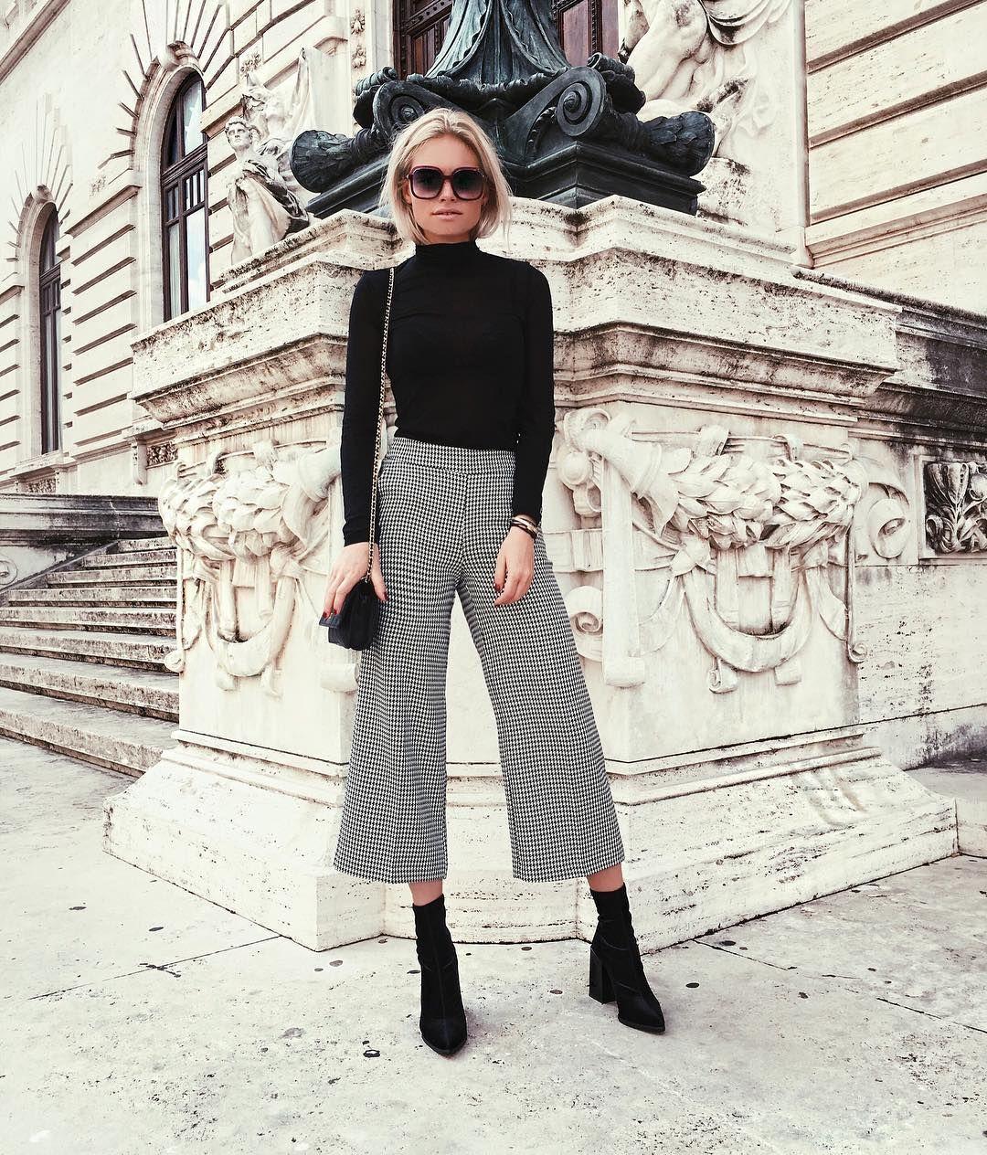 Coole herfst outfit inspiratie van fashion bloggers | TrendAlert