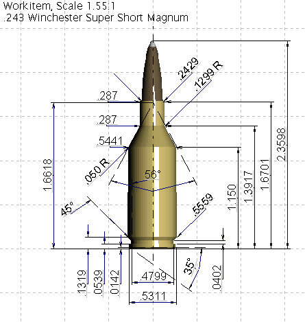 cartridge diagrams within accurateshooter com