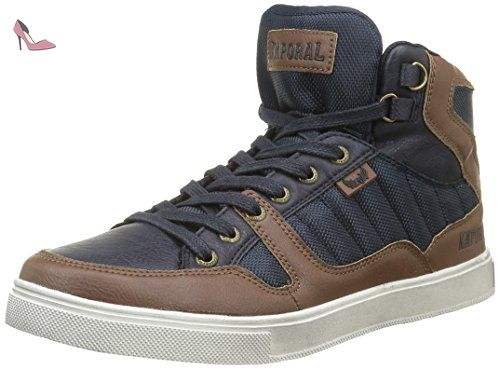 EdisonSneakers Hautes EdisonSneakers Marine Hautes HommeMarronmarron HommeMarronmarron Marine Hautes HommeMarronmarron Kaporal EdisonSneakers Kaporal Kaporal LSVzUMGqp