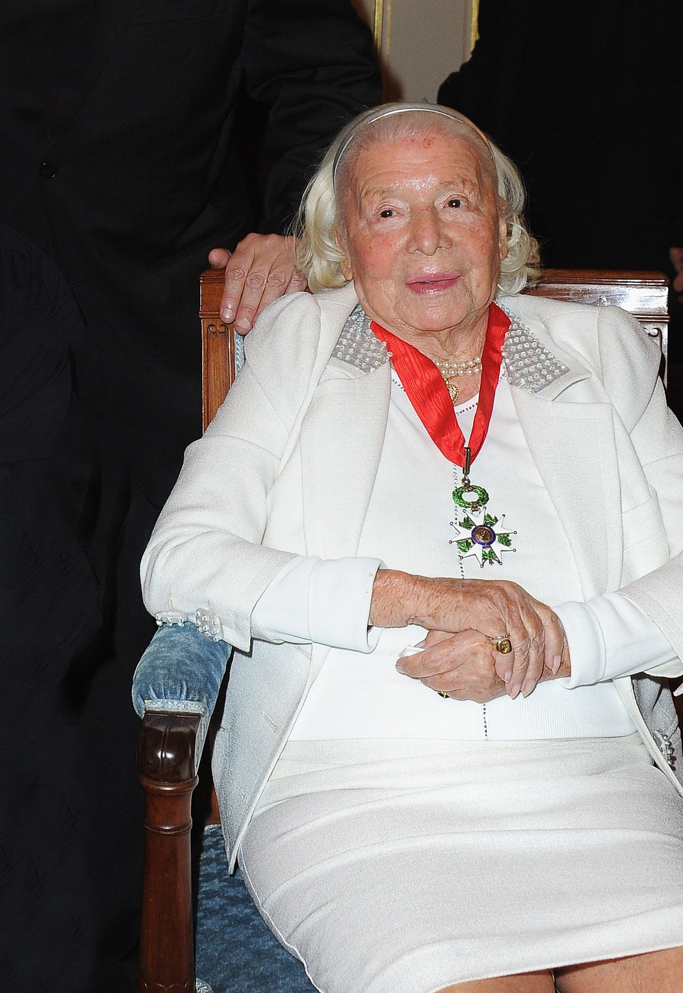 Madame Carven Passes Away At Age 105 -