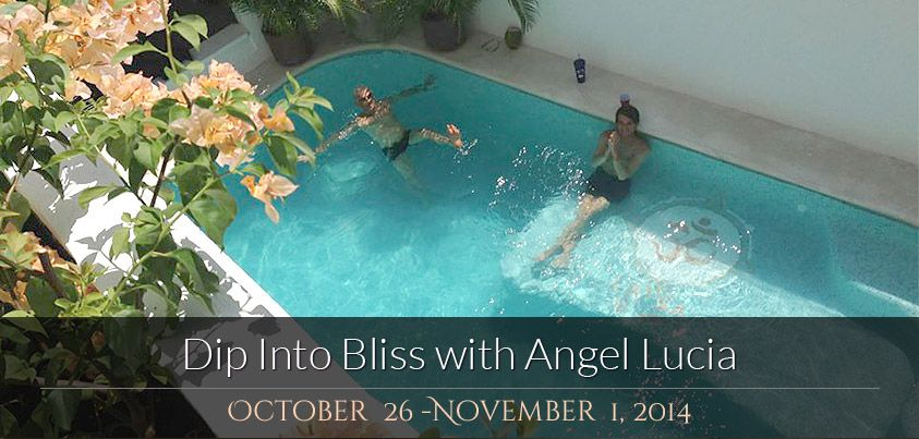 We can't wait for this amazing yogaretreat with Angel