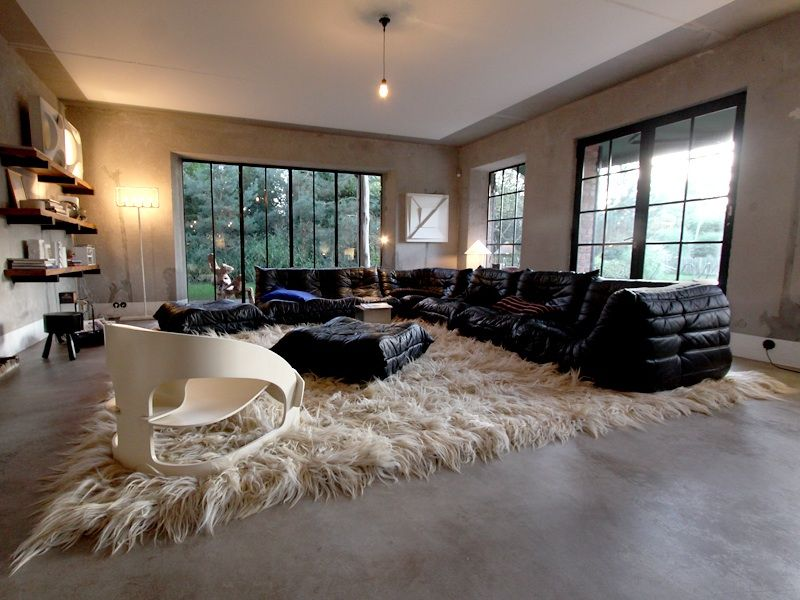 Love TheTogo Sofa By Ligne Roset...but Pinned For That
