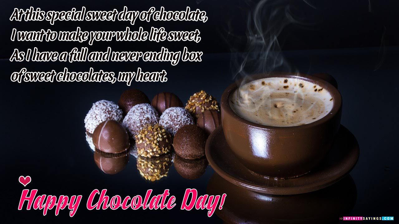 Chocolate Day Messages Sms Whatsapp Status Chocolate Day Happy Chocolate Day Chocolate Day Pictures Happy chocolate day 2021 images shayri