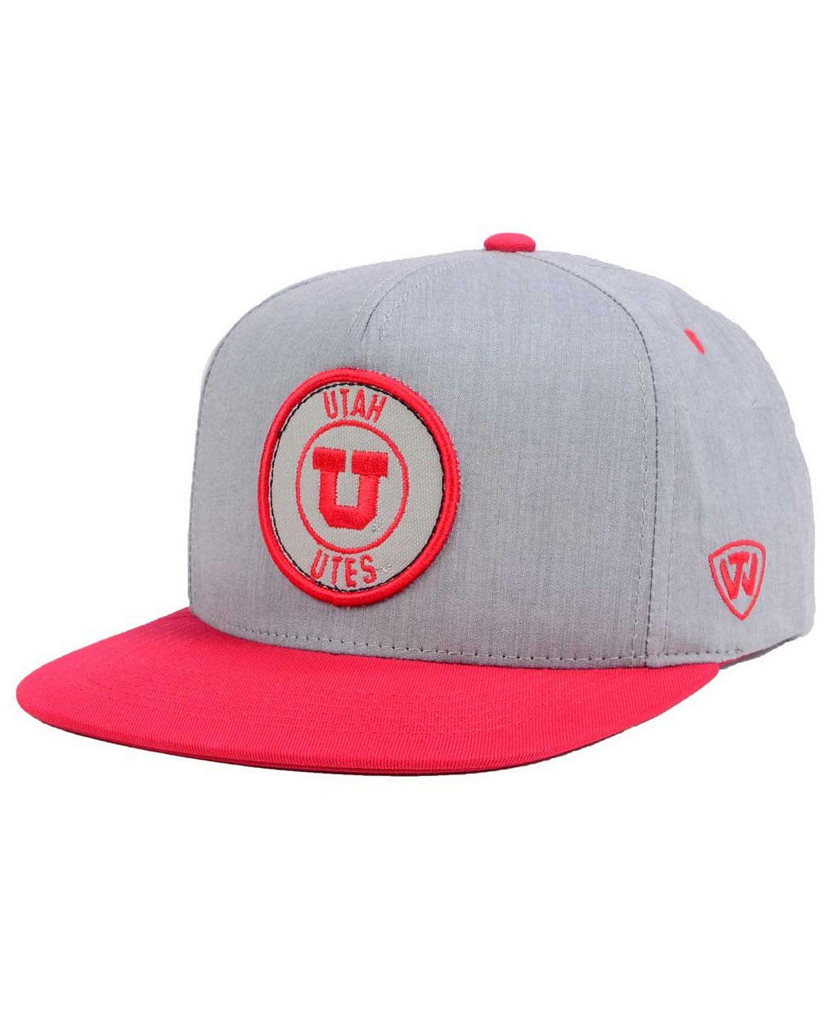 Top of the World Utah Utes Illin Snapback Cap Sports Fan
