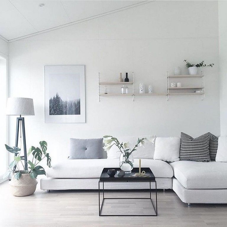 33 Amazing Scandinavian Living Room Design Ideas Nordic Style
