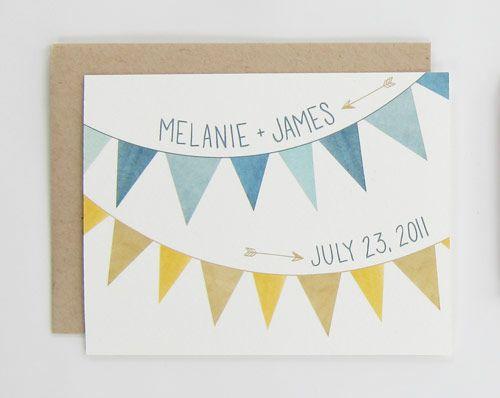 Simple Wedding Invitations Pinterest: Simple Wedding Invites
