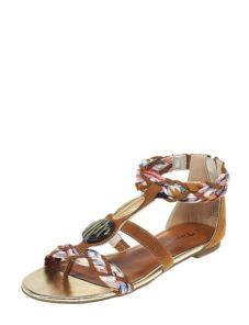 trendy dames sandalen
