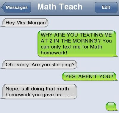 Image result for funniest texts from teachers