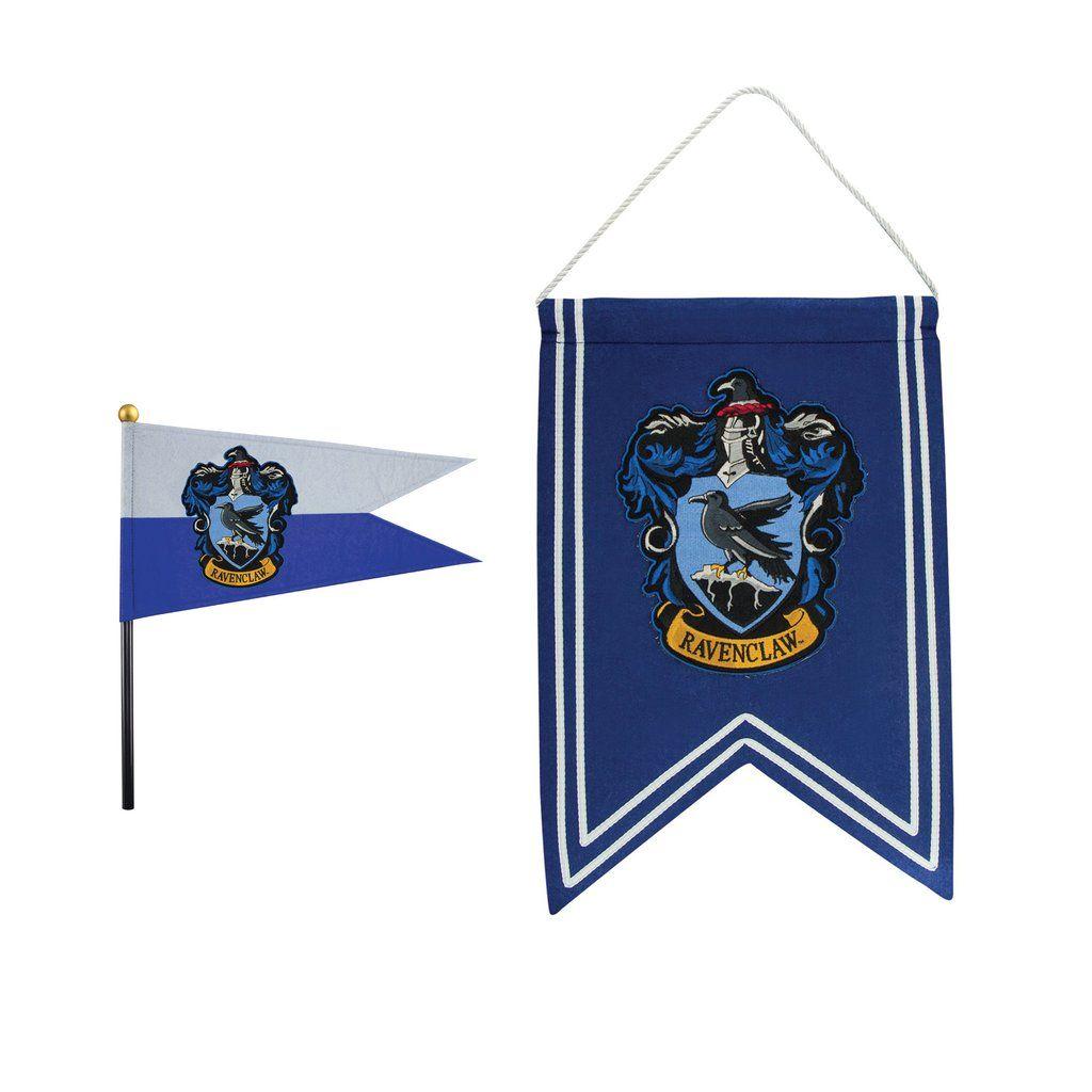 Ravenclaw Banner Flag Set Harry Potter Banner Ravenclaw Harry Potter Decor