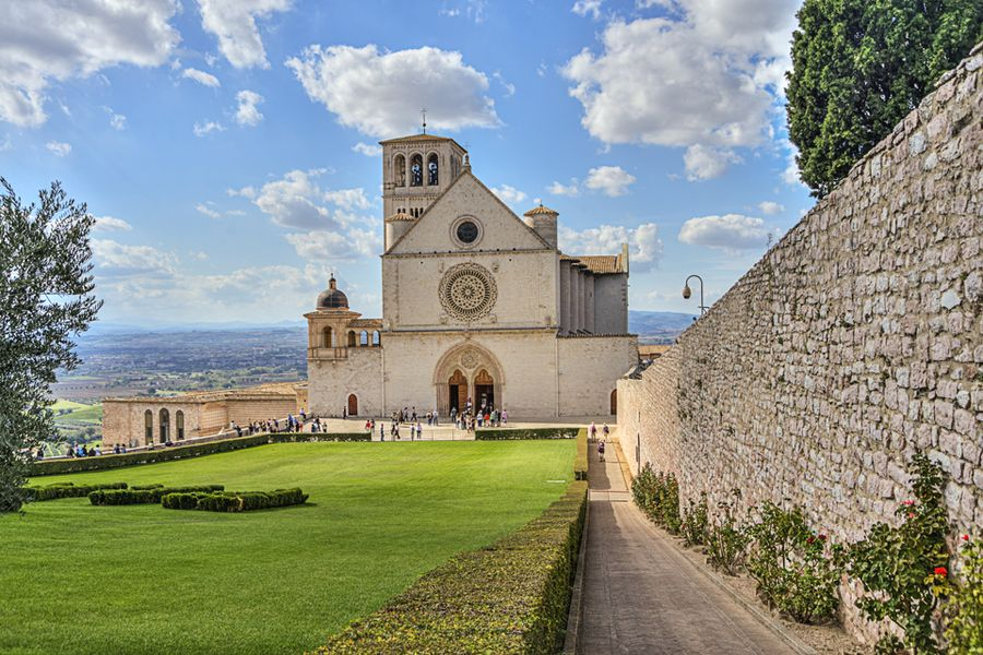 """""""Assisi"""" by Dennis Rainville"""