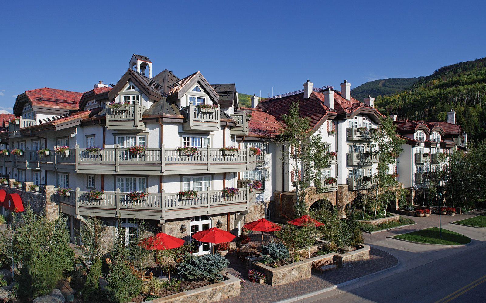 Sonnenalp Hotel Vail Colorado Score 95 04 More Information