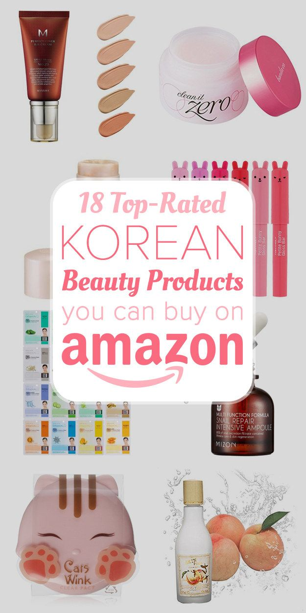 21 Of The Best Korean Beauty Products You Can Buy On Amazon Korean Beauty Beauty Skin Skin Care