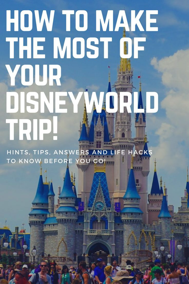 10 Top Tips for Disney World Orlando – The Essential Guide