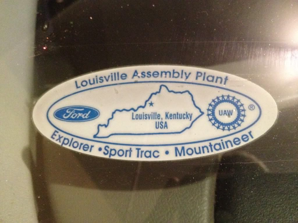46++ Ford explorer assembly plant ideas