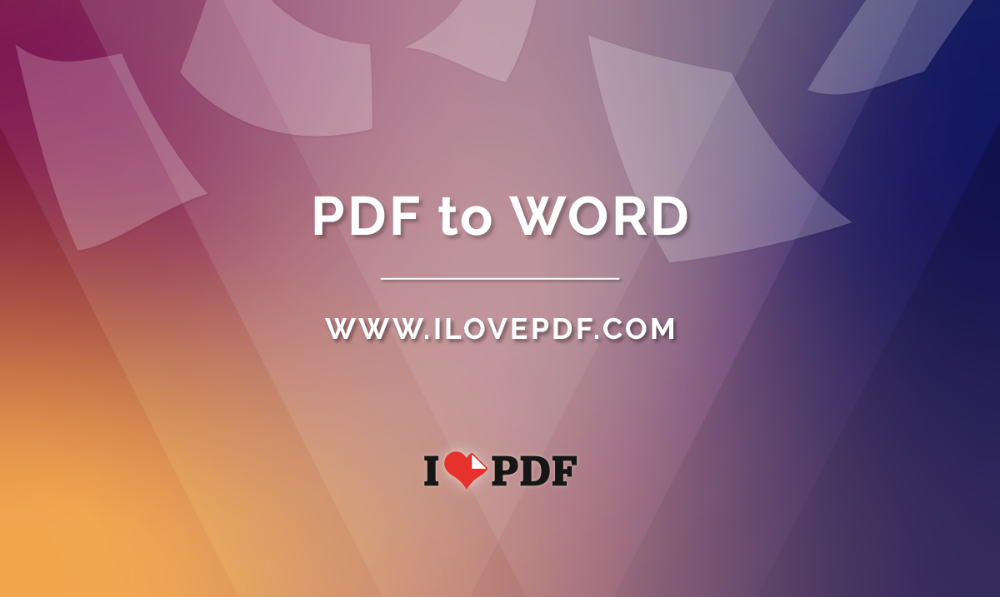 Convert Any Pdf To Word Documents For Free Pdf To Office Conversion Is Fast And Almost 100 Ac 2nd Grade Reading Comprehension Word Online Guidance Counseling