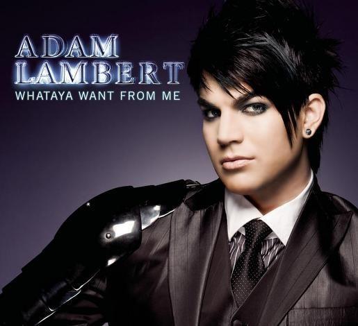Adam Lambert Whataya Want From Me Nuff Said