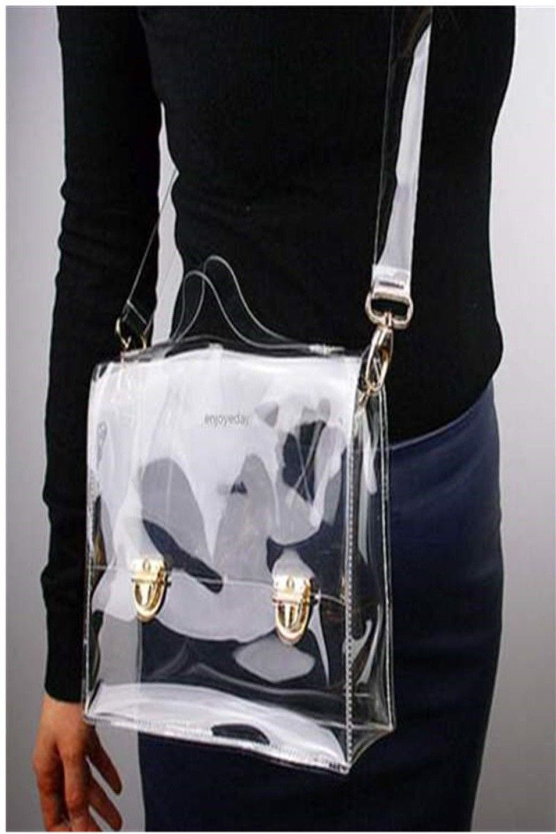 6e7cab36635e 11.88   Fashion Women PVC Transparent Clear Handbag Tote Shoulder Crossbody  Beach Bags ❤  fashion  women  transparent  clear  handbag  tote  shoulder  ...