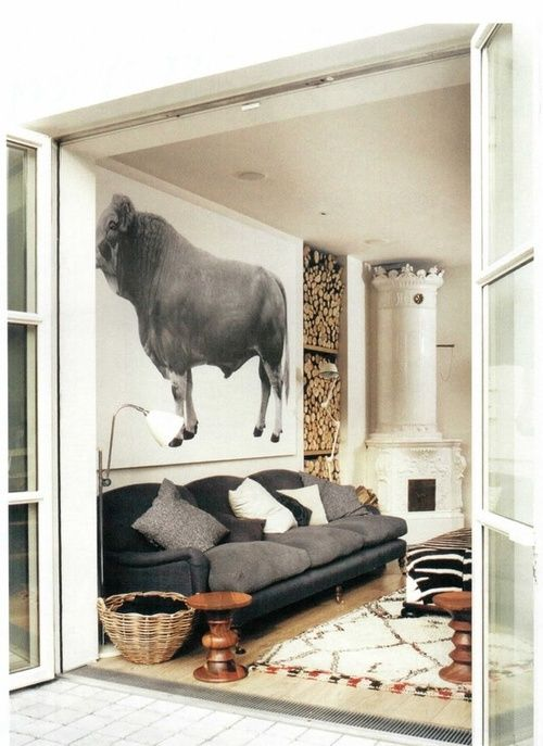 living room Interior Design Pinterest Salon, Salon tendance et