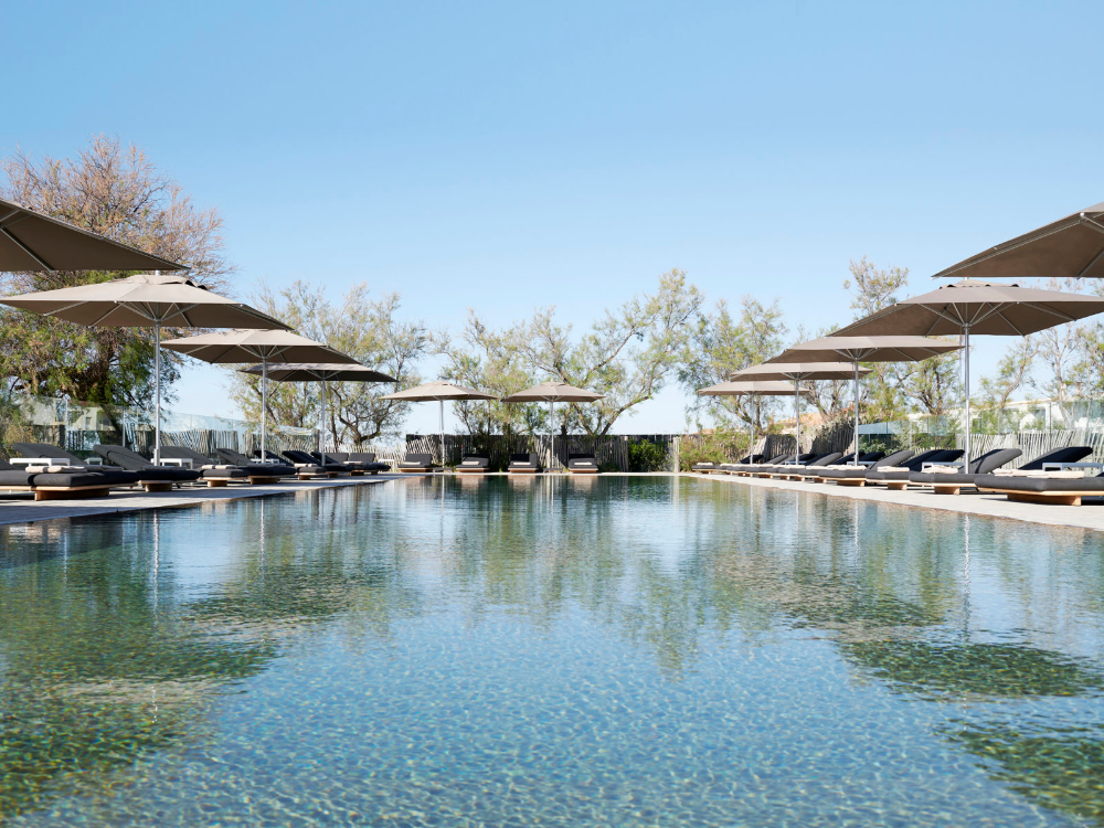 Plage Palace 5 Star Luxury Spa Hotel South Of France On The Beach Luxury Spa Hotels Beach Hotels Hotel