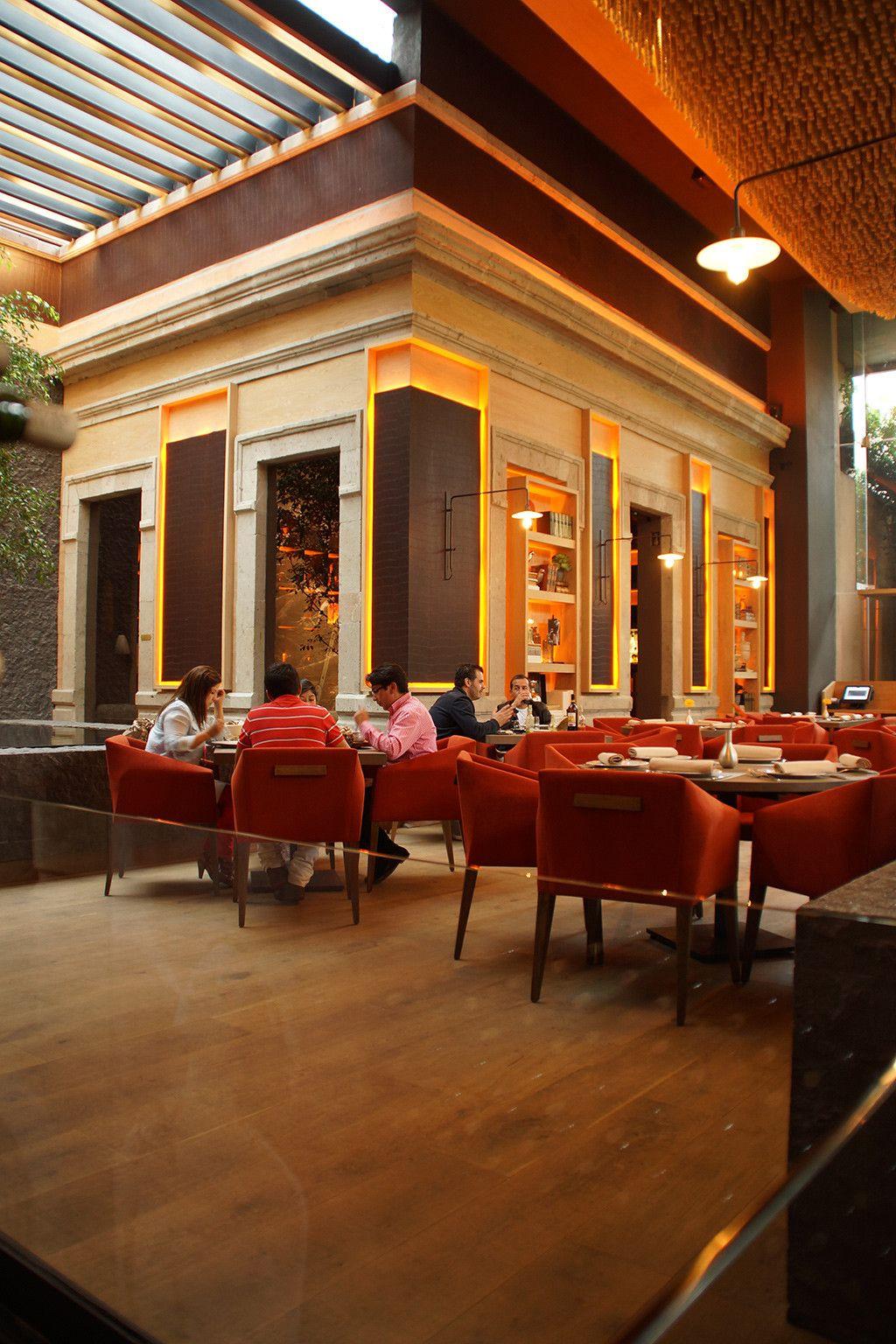 Restaurante Nueve Nueve,© Grupo Hunan. Foto por Miguel Angel Acevedo