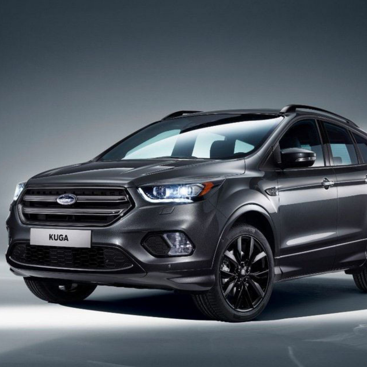 Ford To Disclose Kuga Suv On April 2 2019 Ford Puma New Suv