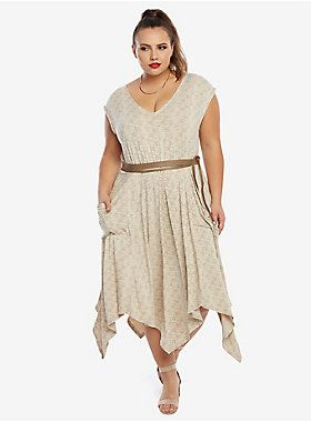 2bcd0fc3e64 Star Wars Rey Speeder Dress Plus Size