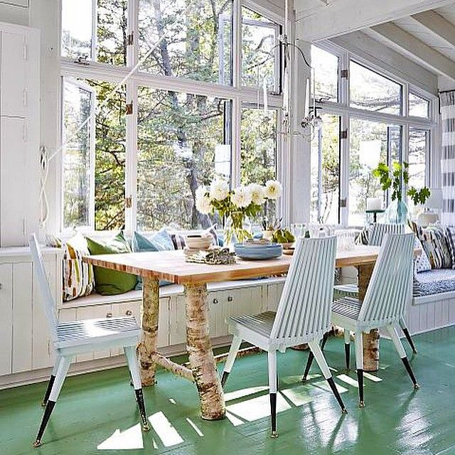 Sarah Richardson Dining Rooms: Stop What You're Doing—Sarah Richardson's Cottage Is Now