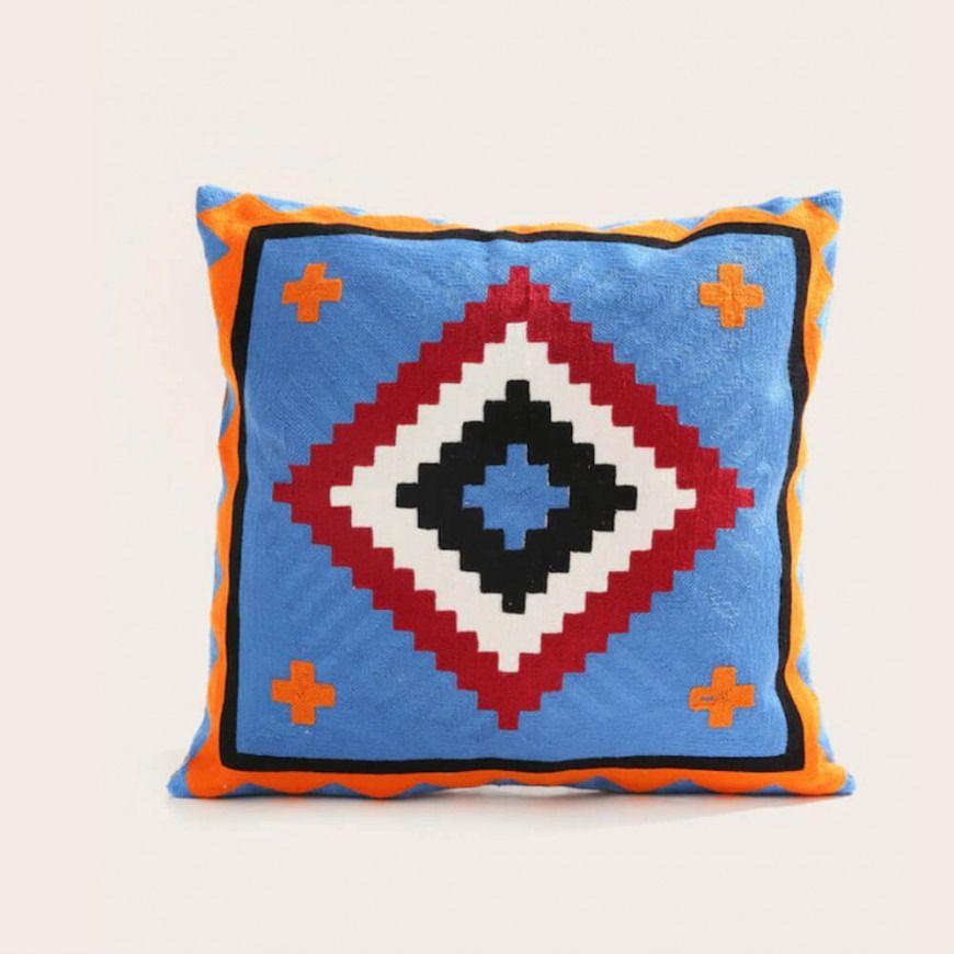 غطاء خدادية بوهيمي متعددة الألوان Throw Pillows Cushion Cover Cushions