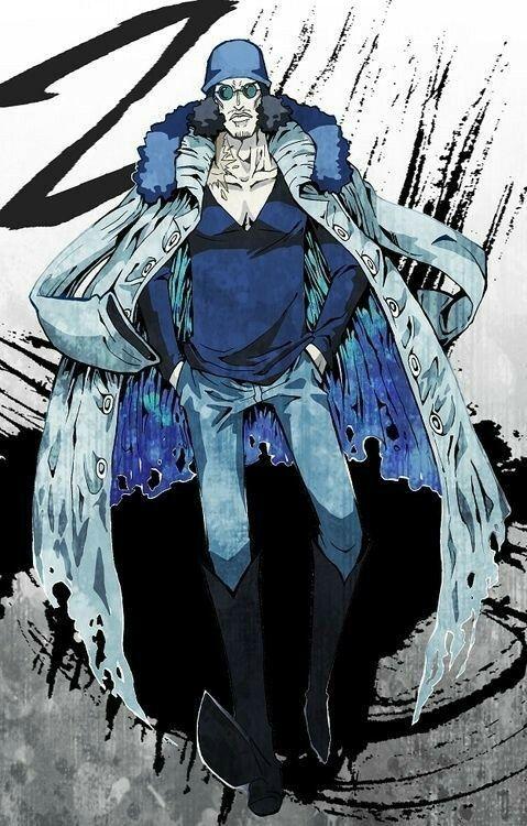 aokiji kuzan one piece ice admiral aokiji pinterest one piece