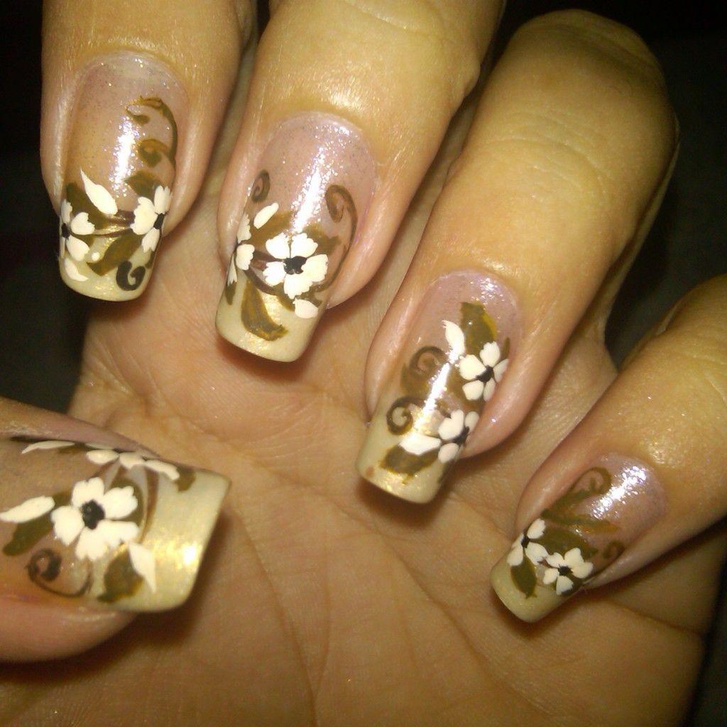 Nail Designs For Wedding Day Wedding Nail Design 550 Nail Art