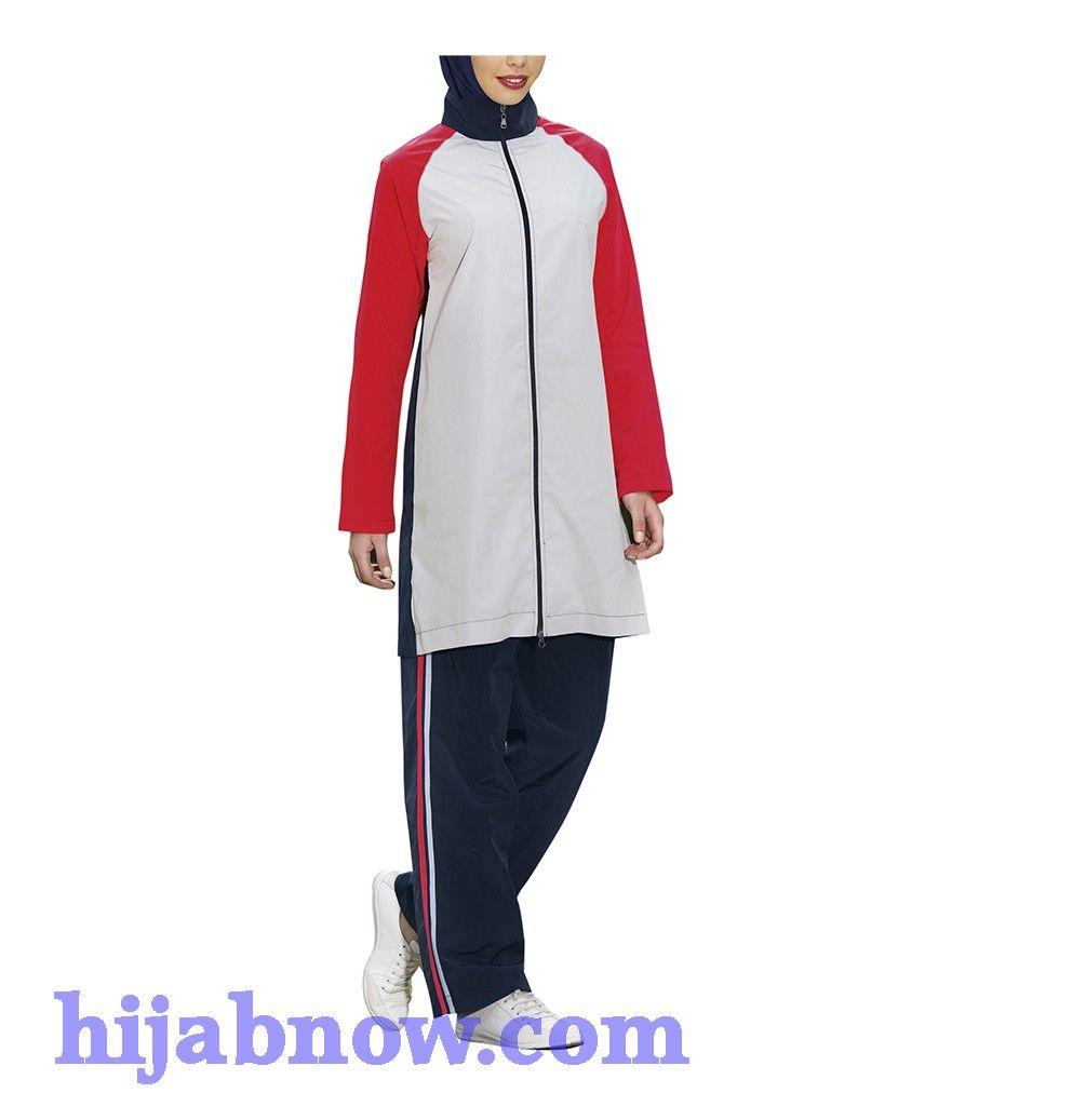 Sportswear for sisters | Islamic swimwear Burkini and ...