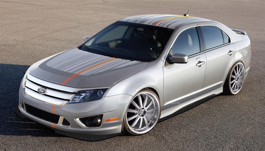 Awesome Look With Images Ford Fusion Ford Fusion Custom