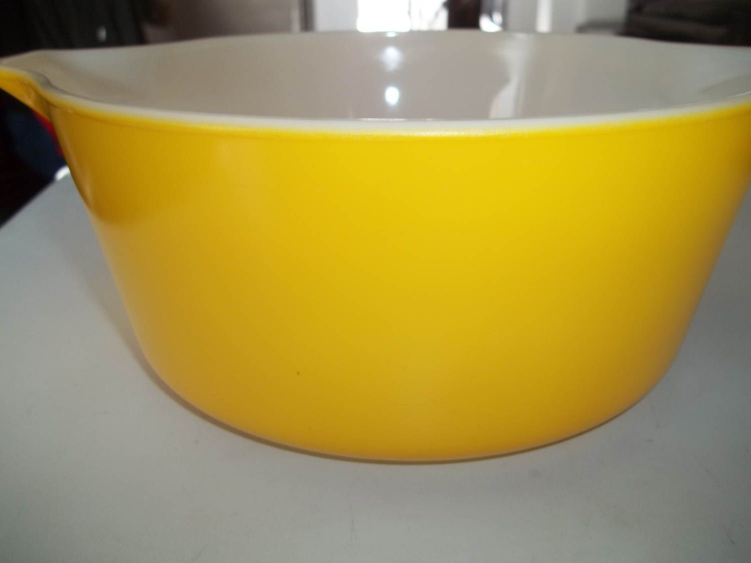 Yellow, Pyrex #475-B, 2.5 Quart, Vintage, Casserole Dish, Baking Dish, Bowl by PyrexKitchen on Etsy