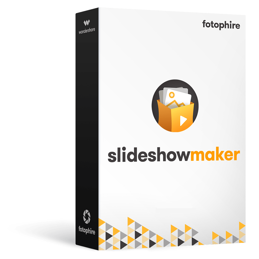 Wondershare Fotophire Slideshow Maker Free Full