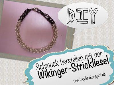 Schmuck herstellen blog