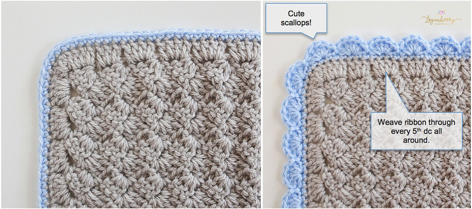 Magnífico Patrón De Crochet Afghan Ondulado Elaboración - Ideas de ...