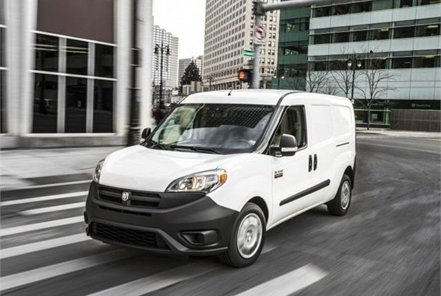 Truck Van News Chrysler Ford Gm Announce Fleet Incentives Ram Promaster Fuel Efficient Cars
