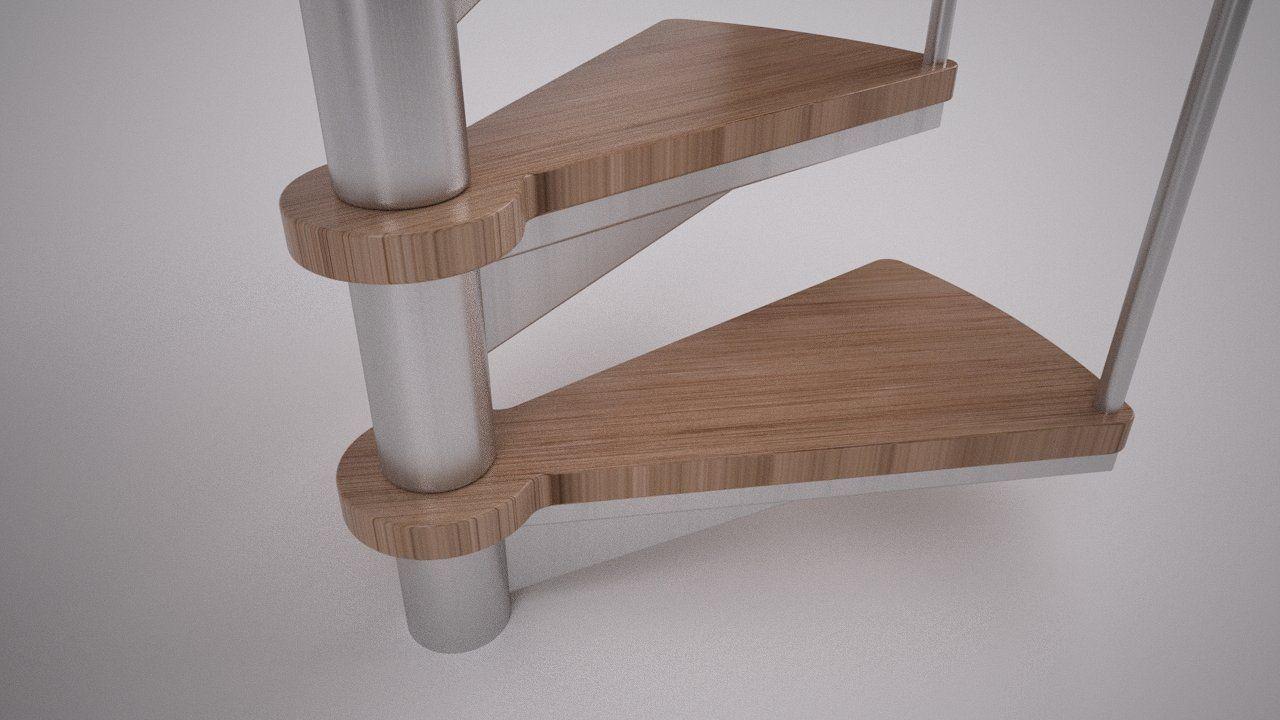 Best Spiral Staircase 02 Contemporary Modern Spiral Ideal 400 x 300