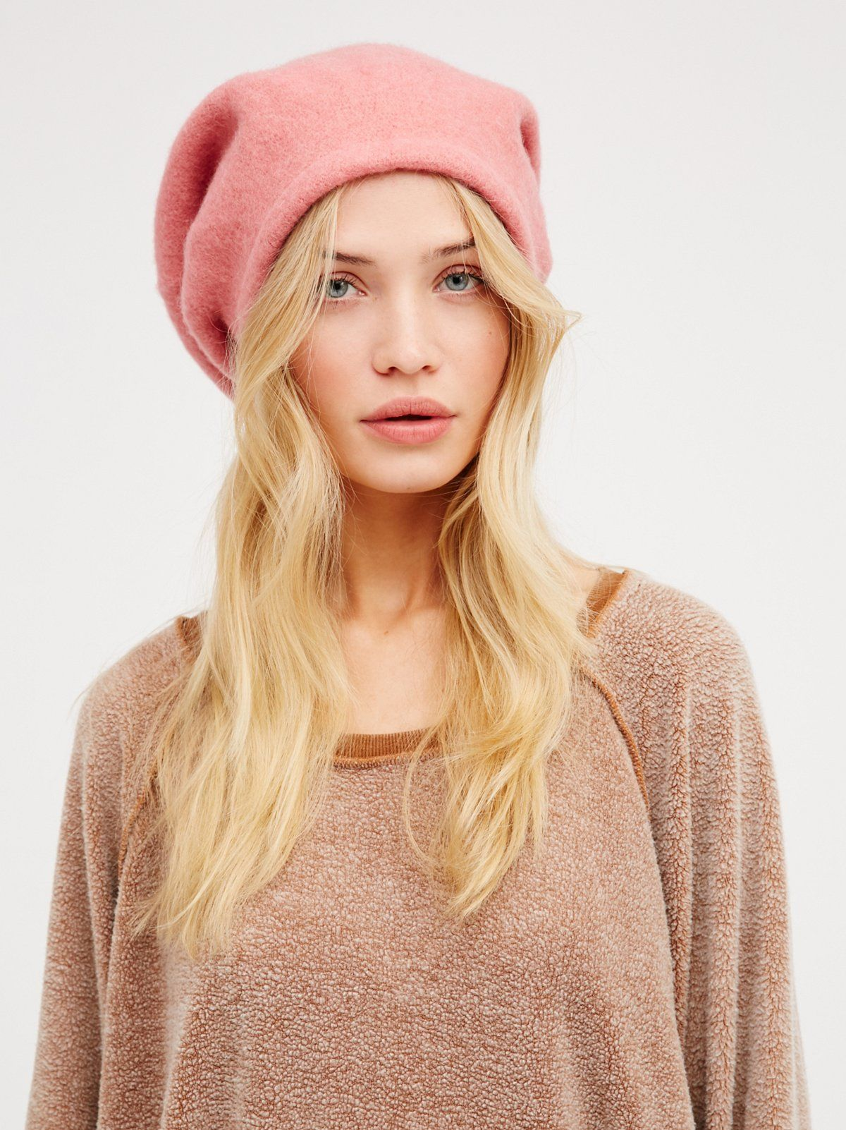 771d74b61bd3a Bisous Slouchy Beret at Free People Clothing Boutique
