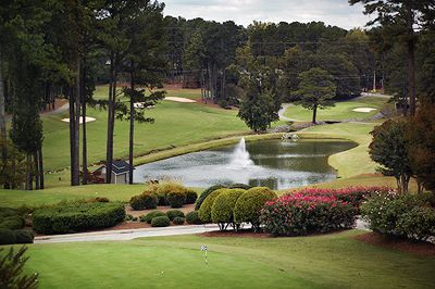 Indian Hills Country Club Is One Of The Most Elegant Wedding Venues In Marietta GA