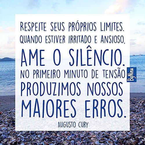 Pra Colar Na Mão Frases Silêncio Paciência Respira Sabedoria