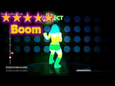 Just Dance 4 - Boom - 5* Stars