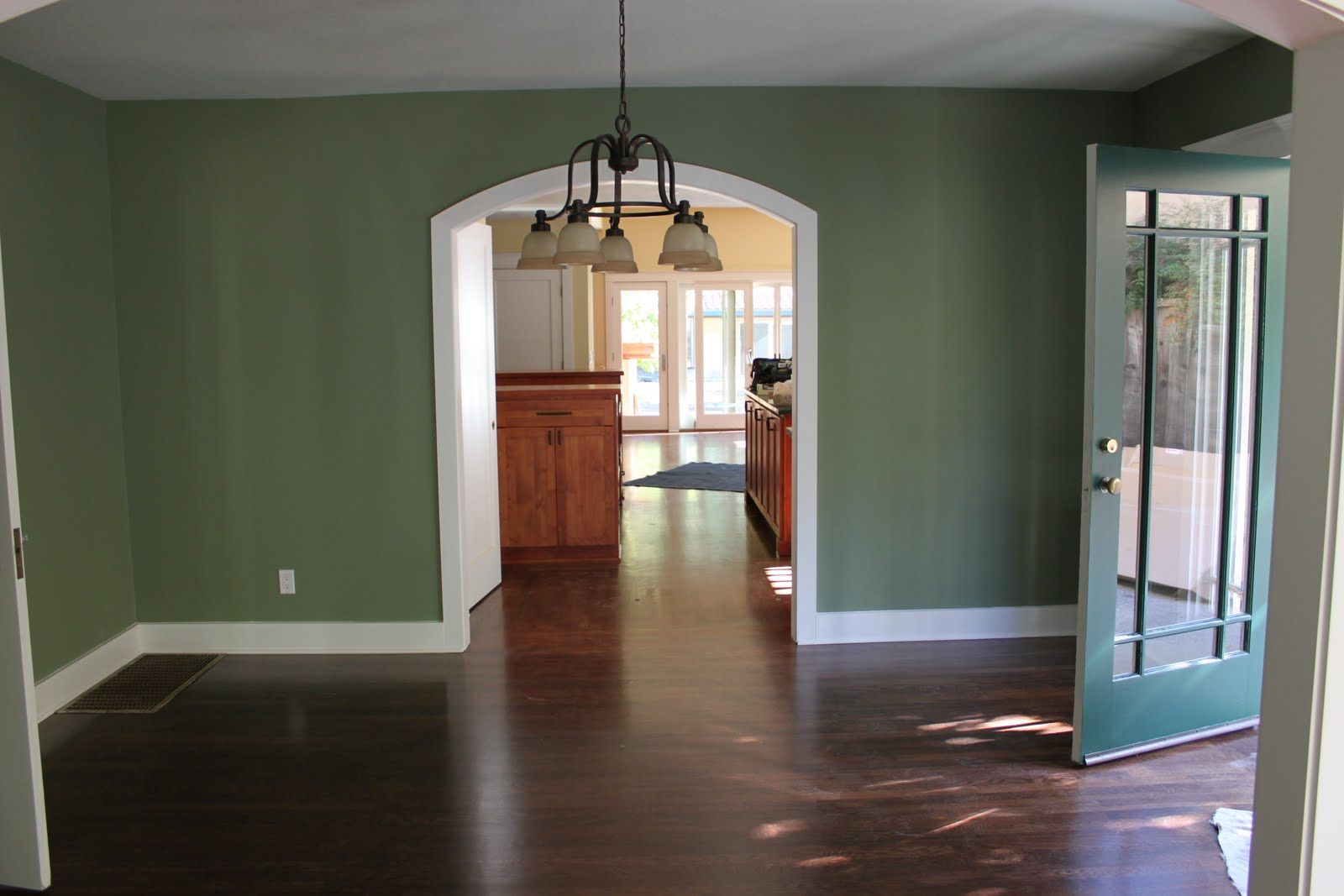 Green Interior Paint Ideas Part - 49: Beautiful Pictures Of Items In The Color Green | Published In Dining Room  Design By Jessica