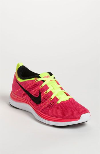 Nike  Flyknit Lunar1+  Running Shoe (Women) available at  Nordstrom Can t  wait to retire my reebok shoes 51efae9e7