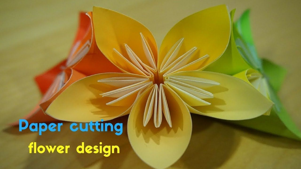 How to make paper cutting flower design for home decoration home how to make paper cutting flower design for home decoration home decor mightylinksfo